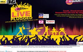 "Live Plugged"" Powered by Realtech Nirman Pvt.Ltd."