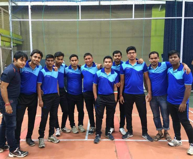 Cricket Tournament 2016