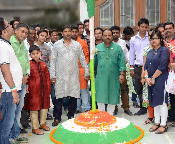 Independence day (15th August, 2016) celebration