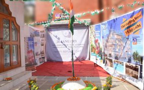 Republic Day Celebration by Team Realtech