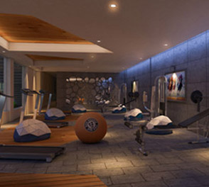Gym facilities in 3 BHK flats for sale in Rajarhat