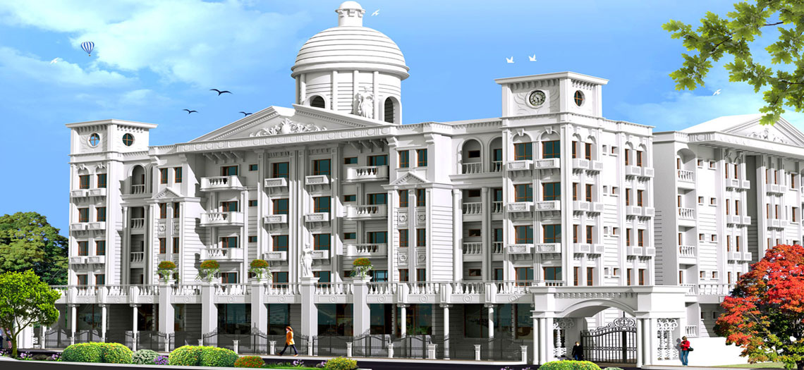 Apartments in Kolkata