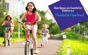 Why you Need Open Spaces for Children in Kolkata Housing Projects?