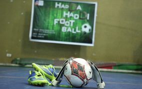 Realtech Nirman HaddaHaddi Football Tournament