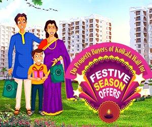 Do Buyers Of Property In Kolkata Wait For Festive Season Offers?