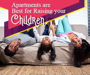 How An Apartment In Kolkata Be Best Suited For Raising Your Child?