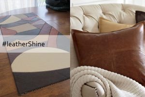 leather furnishings and accessories