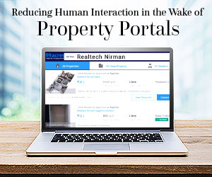 Reducing Human Interaction in the Wake of Property Portals